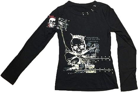 Black Sugar T Shirt Chemise Fille Femme Haut