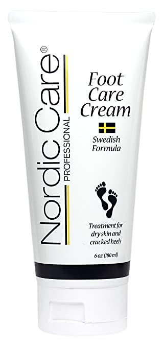 Amazon Com Nordic Care Foot Care Cream 6 88 Ounce Foot Care