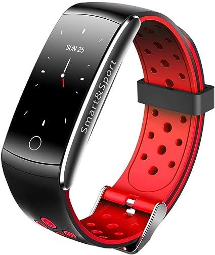 Amazon.com: Reloj inteligente inteligente IP68 resistente al ...