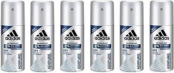 adidas adipure Deo Roll on für Herren - Deodorant ohne