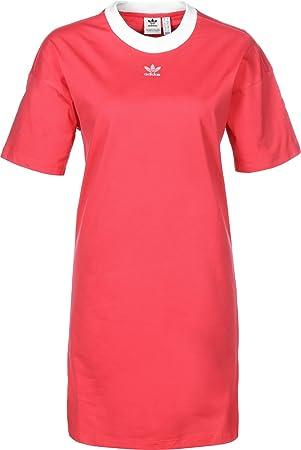 adidas Trefoil Dress - Vestido, Mujer, Rosa(ROSBAS)