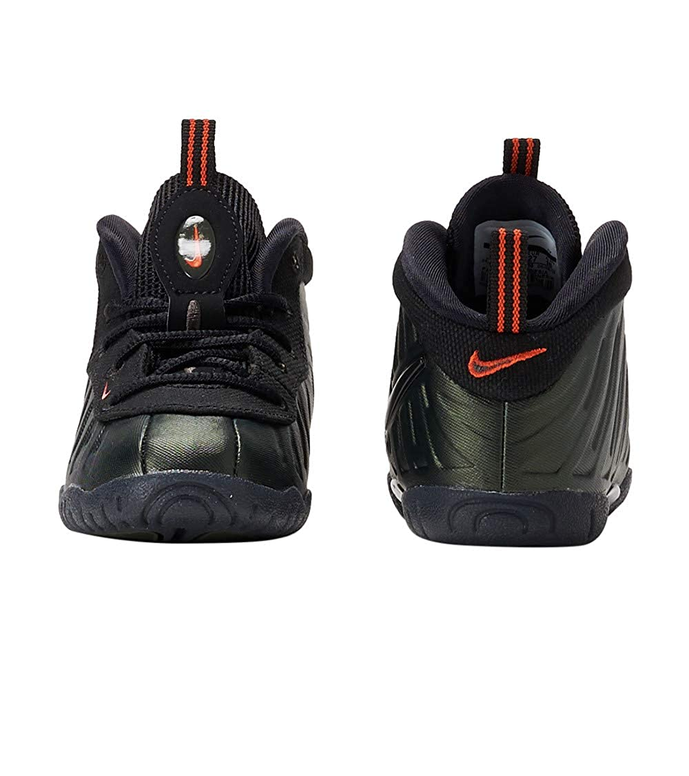 Nike Toddler Foamposite Pro Sequoia Sequoia//Black-Team Orange