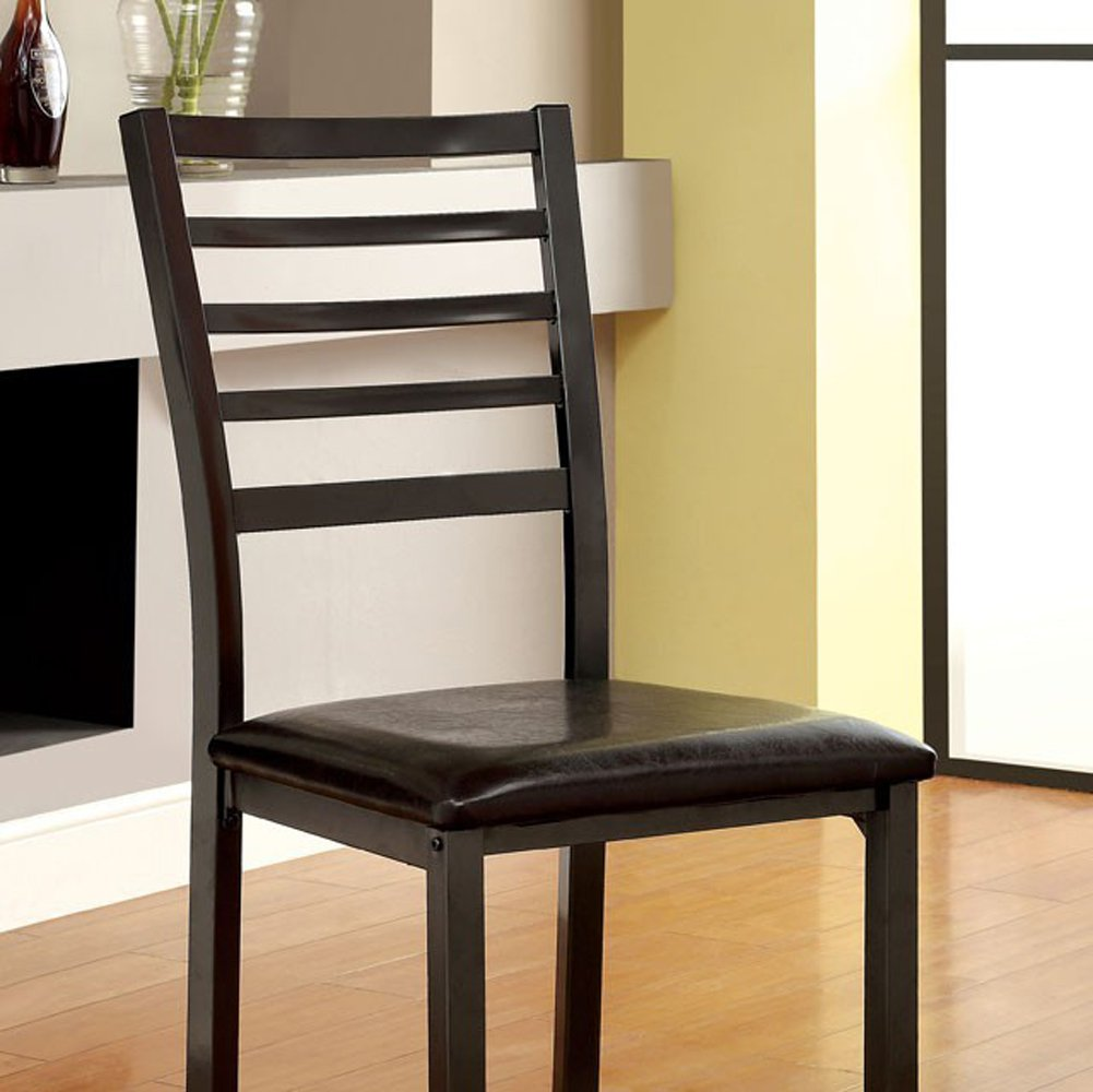 Furniture of America Colman Side Chair Set of 2