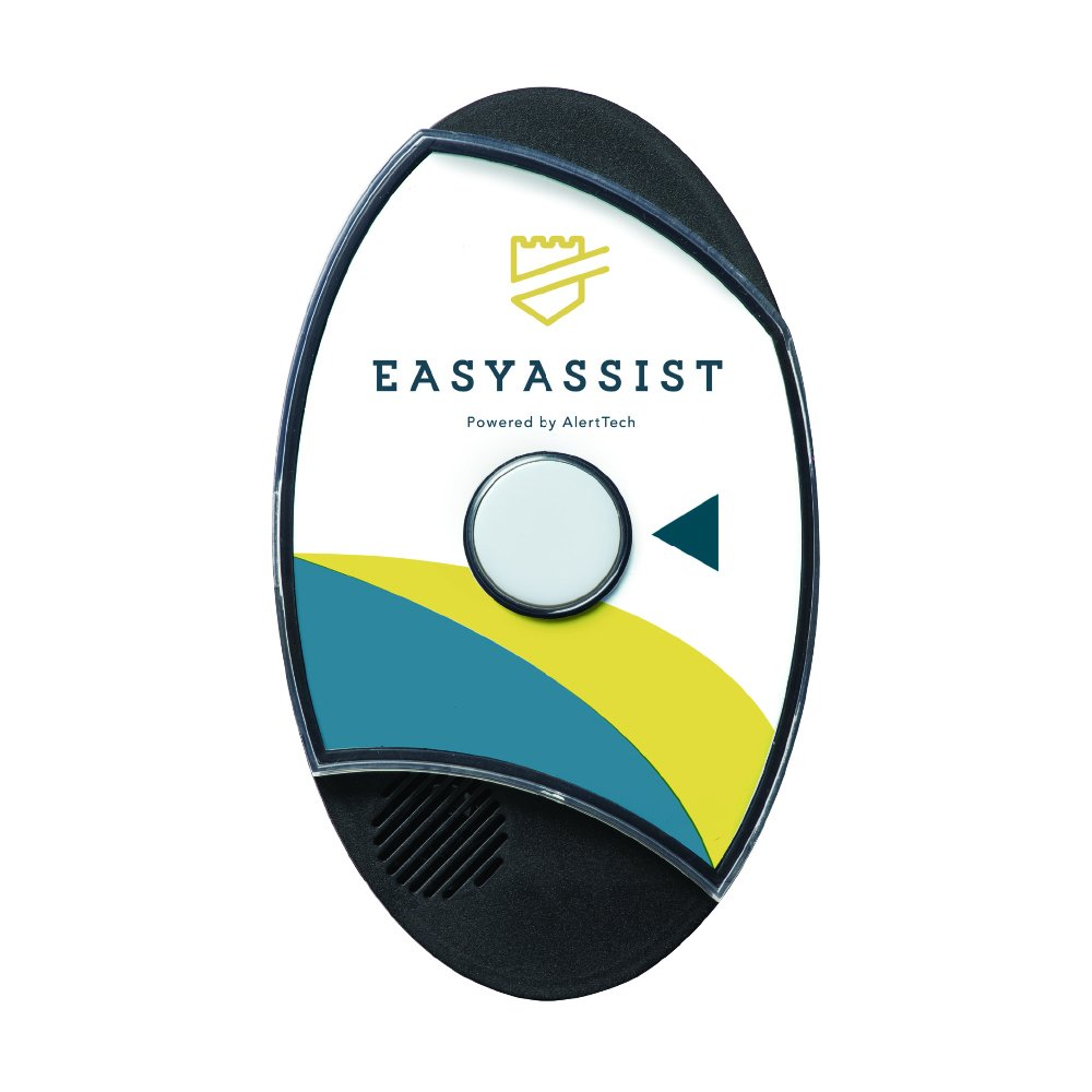 AlertTech EA200 Easy Assist Call Box with Direct to Radio Call Button
