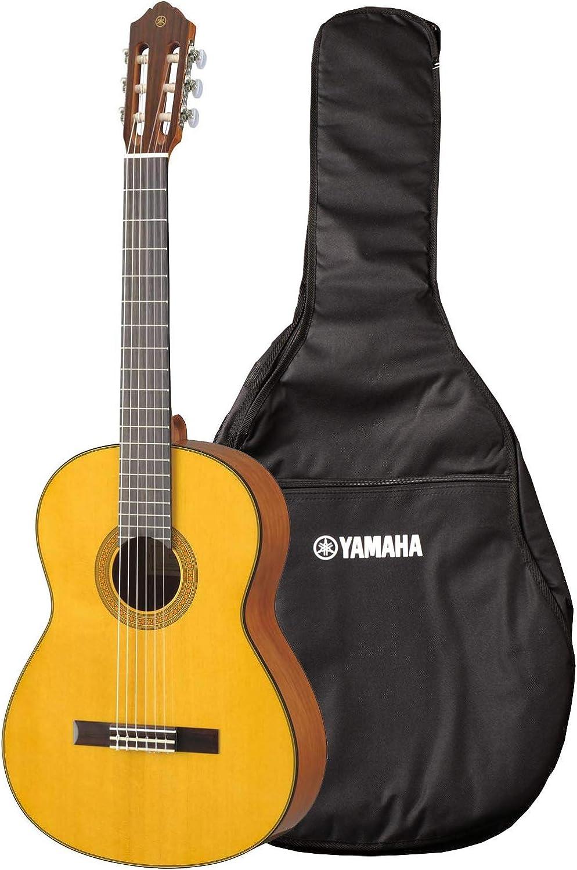 Yamaha CG142S - Guitarra (6 cuerdas, 1,18 cm, 370 mm, 99,5 cm, 49 ...