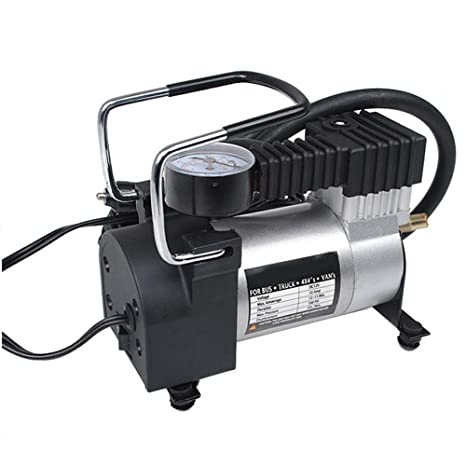 Mini compresor de bomba para neumáticos 100 PSI compresor de aire eléctrica portátil DC 12 V