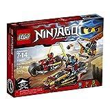 LEGO Ninjago Ninja Bike Chase Playset 70600