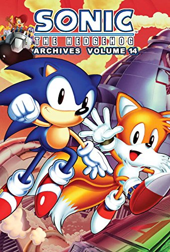 Sonic The Hedgehog Archives 14