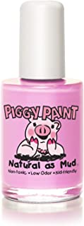product image for Piggy Paint 100% Non-toxic Girls Nail Polish - Safe, Chemical Free Low Odor for Kids - Pinkie Promise - Great Stocking Stuffer for Kids