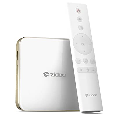 Zidoo H6 Pro Android 7.0 TV Box