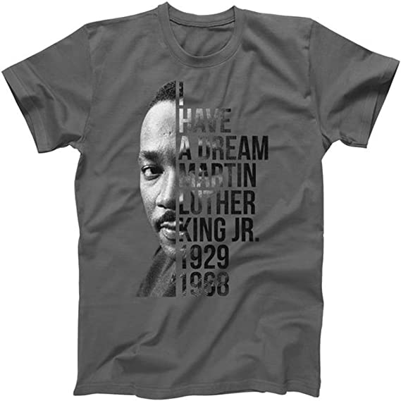 1968 King Baby Shirts Toddler Shirts  Martin Luther King