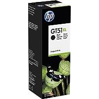 HP X4E40AE (GT51XL) Şişe Mürekkep Kartuş 6.000 Sayfa, Siyah