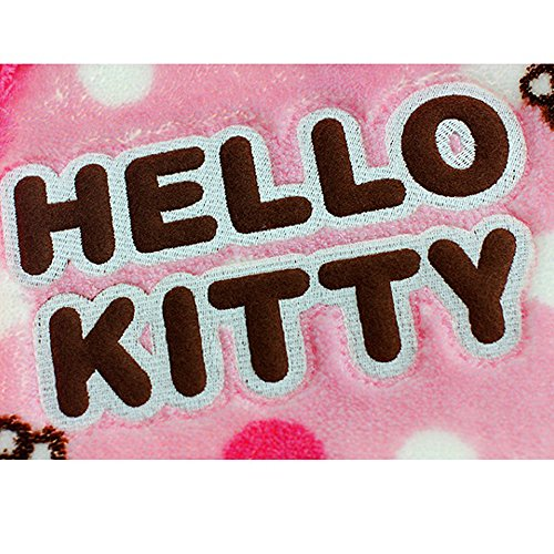 Hello Kitty Bath Mat Rug Bathroom Floor Non-Slip (Pink) by Hello Kitty (Image #2)