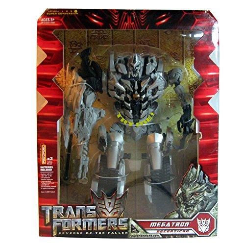 Transformers Movie 2 ROTF Megatron Leader Class KO Version by BestGrey