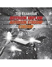 Essential Jefferson Airplane Jefferson Starship