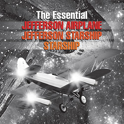 The Essential Jefferson Airplane/Jefferson Starship/Starship by Sony Legacy