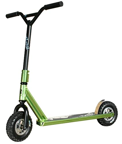 Royal Scout Pro Dirt Scooter - Patinete todoterreno: Amazon ...