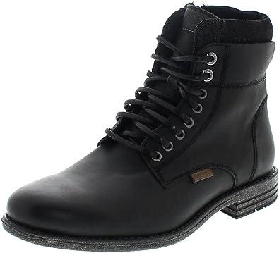 buy online fb045 3ef7e Levi´s Footwear Emerson Collar Black/Herren Schnürstiefel ...