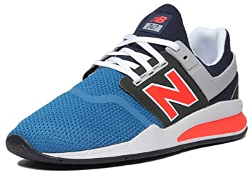 new balance bleu amazon