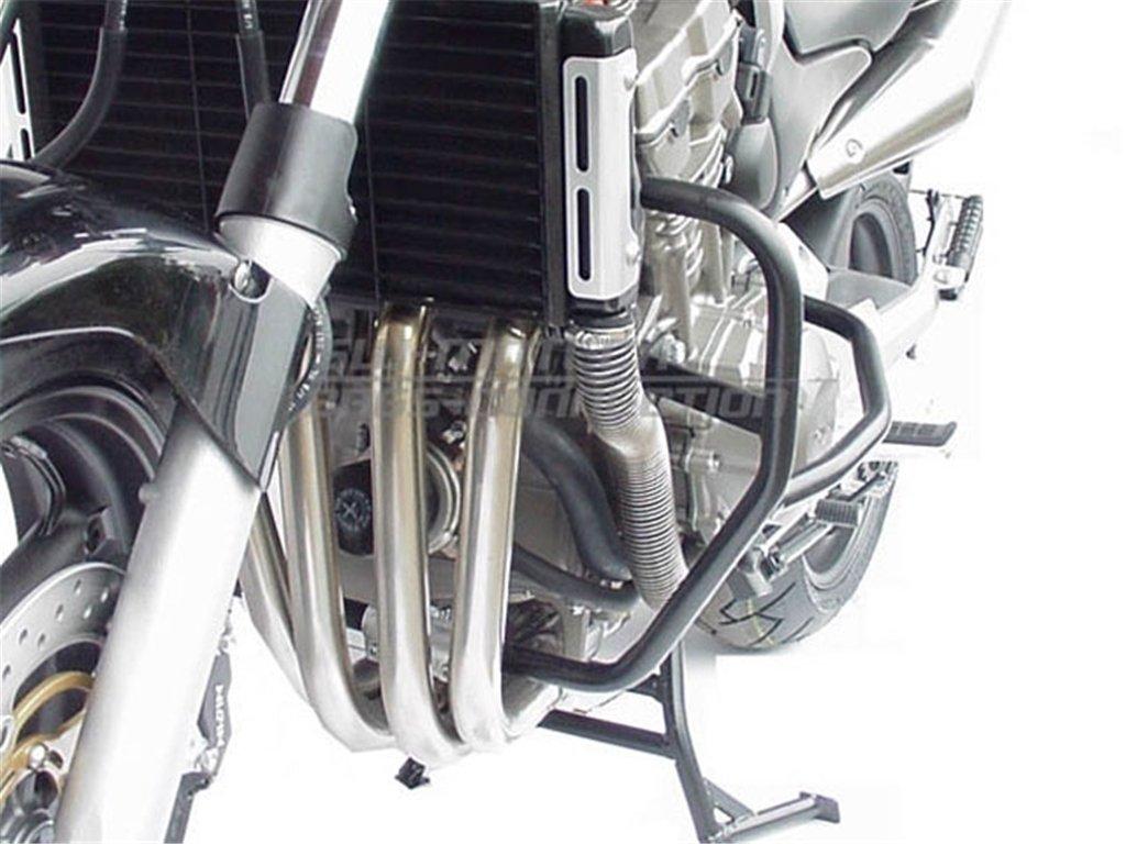 SW-MOTECH Crash Bars Engine Guards for Honda 919 02-05 /& CB900 Hornet 02-05
