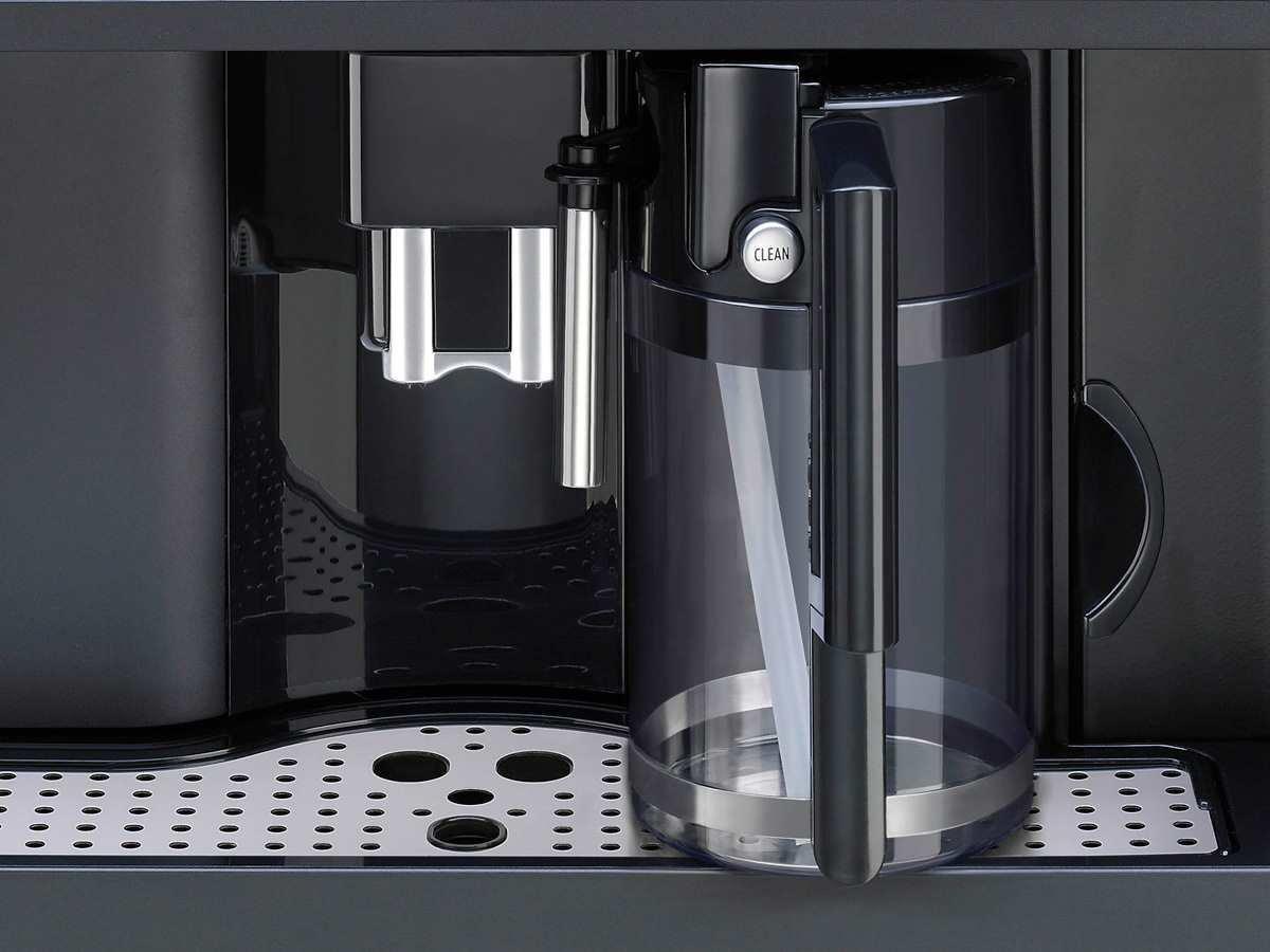 Smeg CMSC451 Integrado Totalmente automática Máquina espresso 1.8L 2tazas Acero inoxidable - Cafetera (Integrado, Máquina espresso, 1,8 L, ...