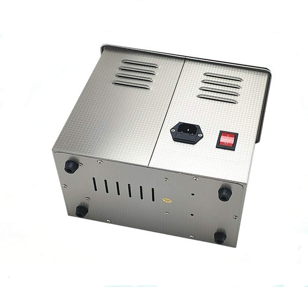 Dual Double Frequency 28/40khz Digital Ultrasonic Cleaner Cleaning Machine 3L (220V) by MXBAOHENG (Image #3)