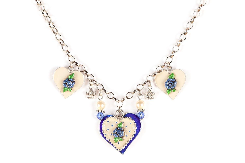 Damen Trachten Halskette - TEMPEST -