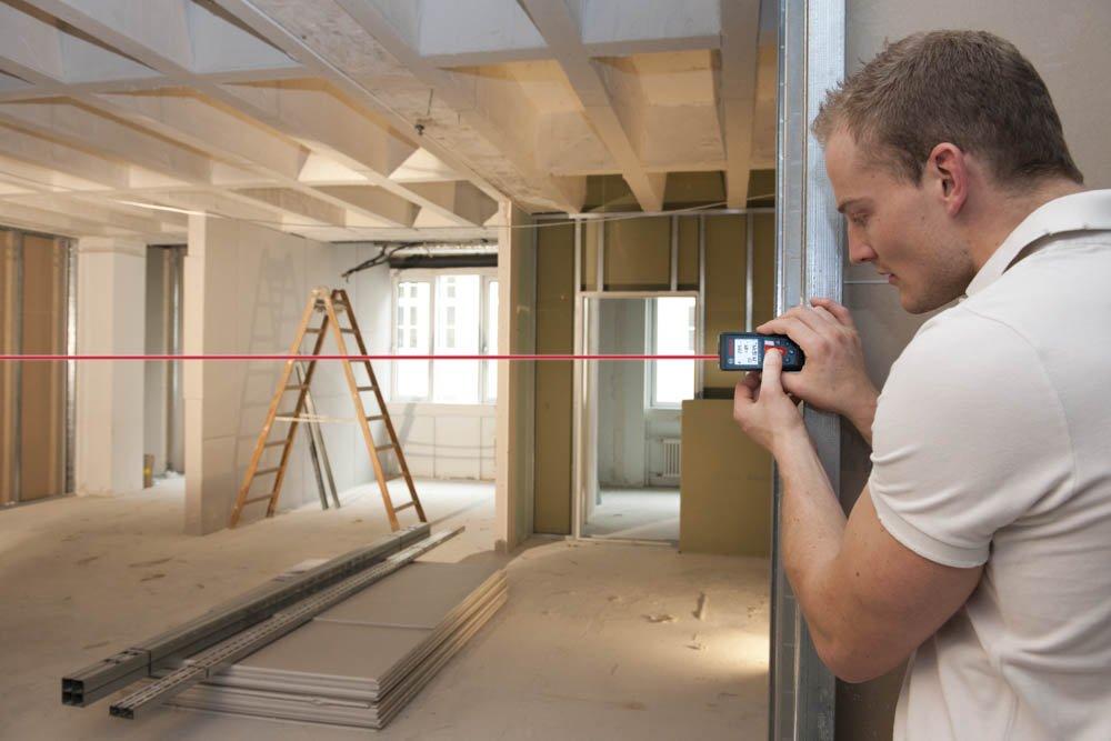 Bosch Entfernungsmesser Glm 50 C : Bosch professional laser entfernungsmesser glm m
