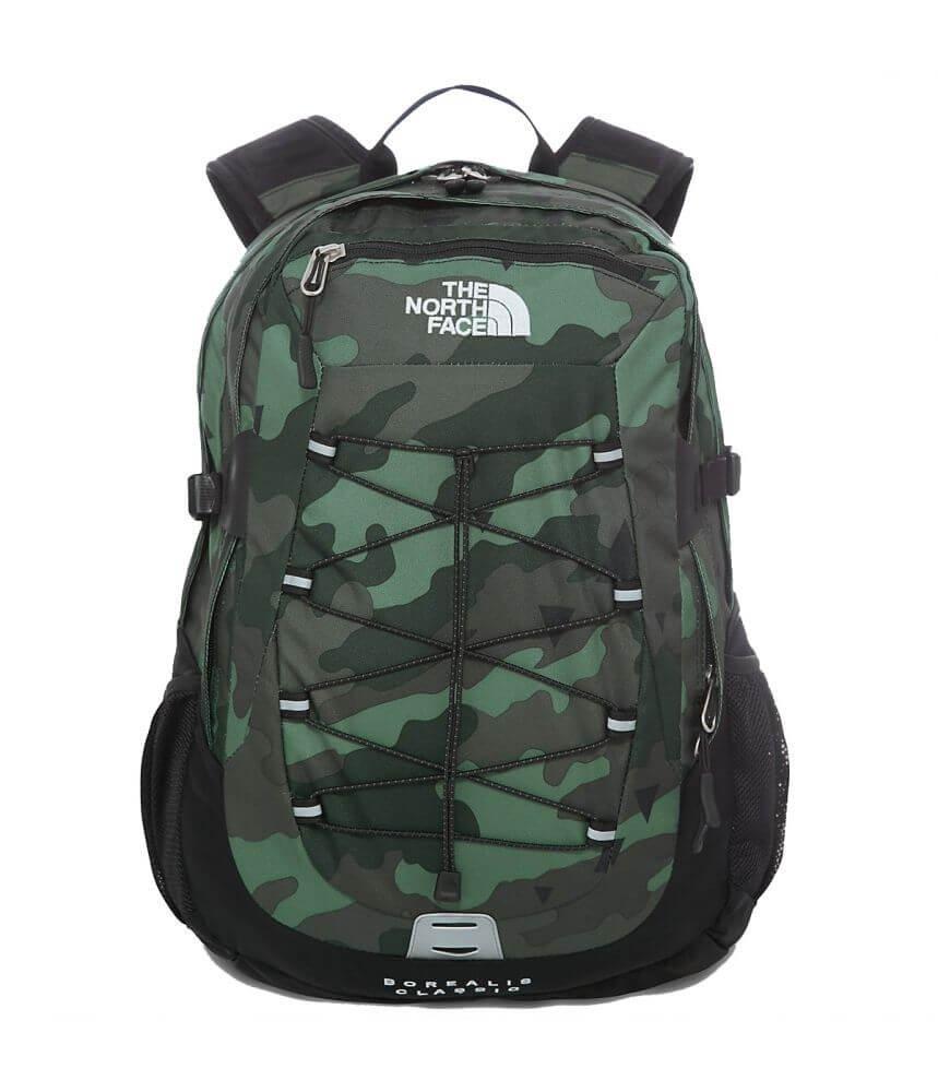 The North Face, Color Green_Camouflage, Gruen, tamaño Talla única: Amazon.es: Deportes y aire libre