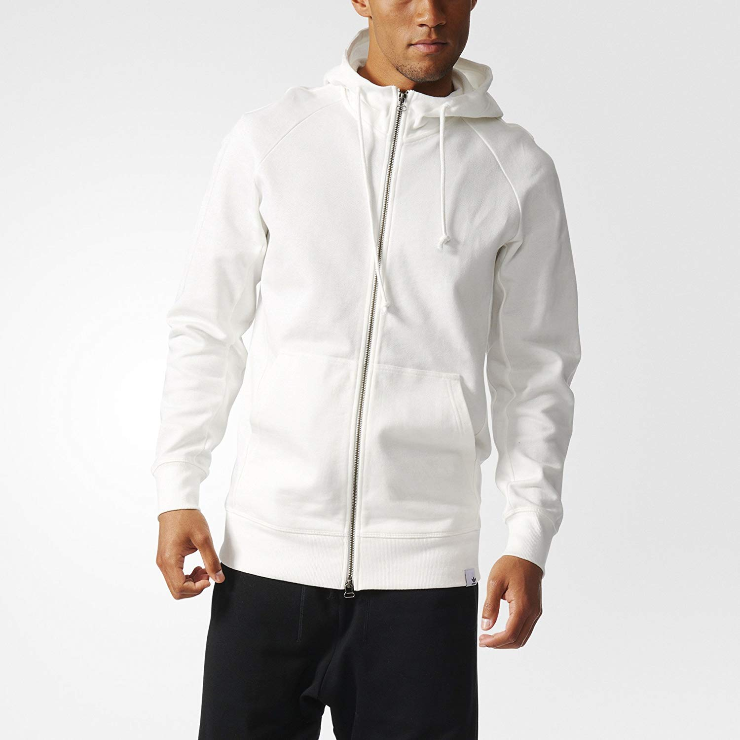adidas Original Mens XbyO Full-Zip Hoodie