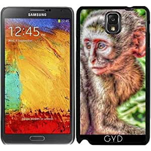 Funda para Samsung Galaxy Note 3 (GT-N9500) - Mono Dulce by More colors in life