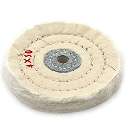 Awesome Amazon Com 4 Inch Cloth Buffing Polishing Wheel With 2 5 Onthecornerstone Fun Painted Chair Ideas Images Onthecornerstoneorg