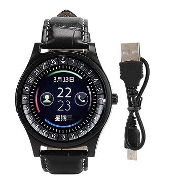 Reloj inteligente, ASHATA 1.22 pulgada 240 x 240 IPS Tarjeta ...