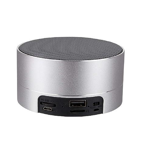 Koojawind Altavoz Bluetooth, Altavoz súper portátil con ...