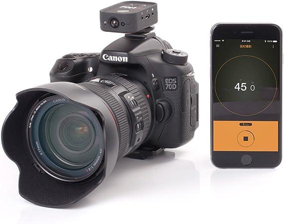 Pluto Trigger Mit Dc0 Kabel Für Nikon Fernbedienung Timelapse Startrail Hdr Video Lightning Sound Licht Laser