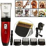 Best Prints Prints Prints Electric Shavers - Electric Low-noise Animal Pet Dog Cat Hair Trimmer Review