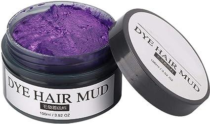 𝐑𝐞𝐠𝐚𝐥𝐨】Barro para teñir el cabello, crema para teñir ...