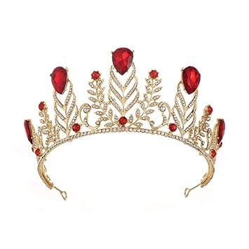 Coronas De Boda Y Tiaras para Adultos Corona Princesa Fiesta ...