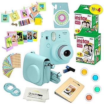 Polaroid 600 película color inmediatamente película de imagen 8 grabaciones