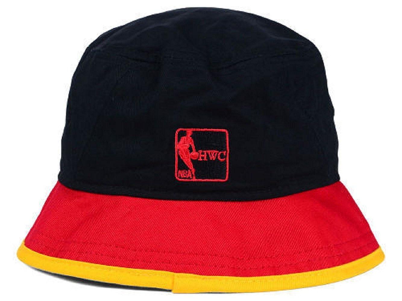 New Era NBA Miami Heat Black Red Top Bucket Hat at Amazon Men s Clothing  store  ba4a83e5f5f