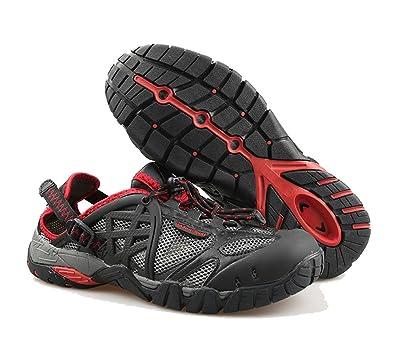GTKC Männer Frauen Mesh Atmungsaktiv Waten Schuhe Wander Schuhe Wasser Schuhe Wasserdicht Schuhe Männer Farbe 2 40 ePKYZI