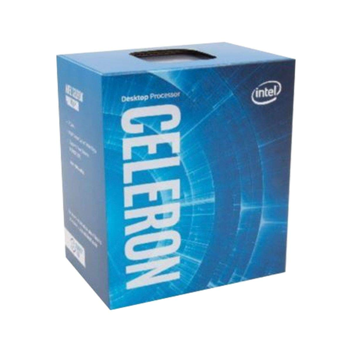 Intel BX80677G3930 7th Gen Celeron Desktop Processors