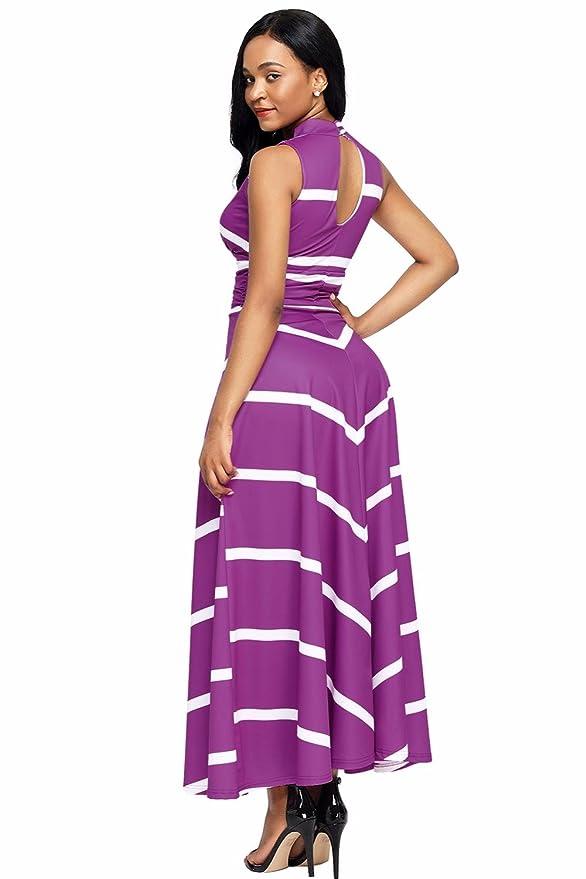 Vestidos Largos De Verano Fino y Elegantes Para Fiesta at Amazon Womens Clothing store:
