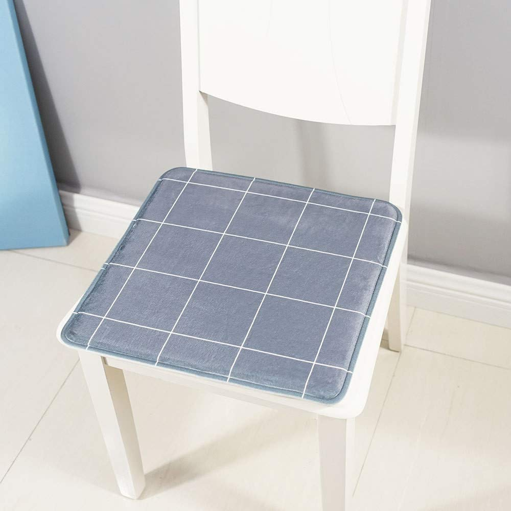 Trigle Car Sofa Chair Cushion Printing Slow Rebound Chair Cushion Indoor/Outdoor Garden Patio Home Kitchen Office Sofa Chair Seat Soft Cushion Pad (B) by Trigle (Image #2)