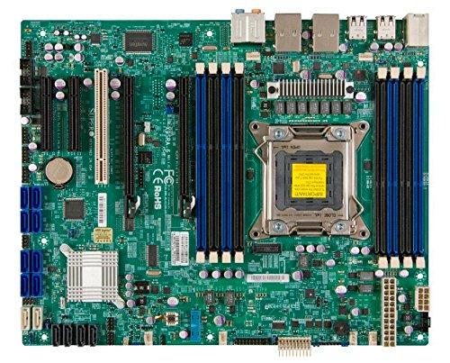 (Supermicro ATX DDR3 1066 Intel LGA 2011 SATA3 (6Gb/s) Server Motherboard (X9SRA-O))