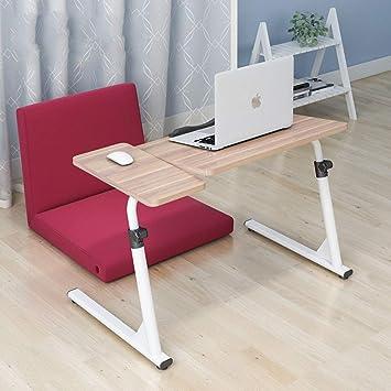 AYHa Mesa plegable elevable Mesa para computadora portátil ...