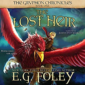 The Lost Heir Audiobook