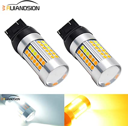 Ruiandsion 7443 - Bombilla LED de 10 a 30 V Canbus 992 T20 LED ...