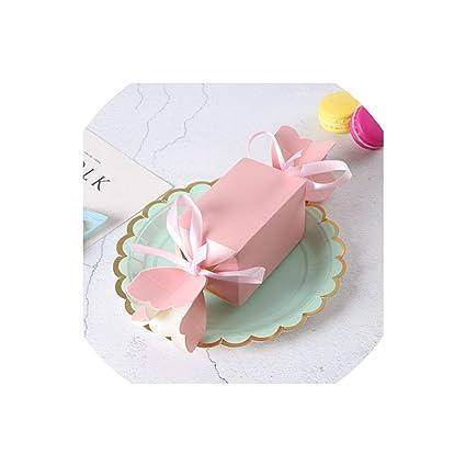 50 cajas de regalo de caramelos para baby shower, bodas ...