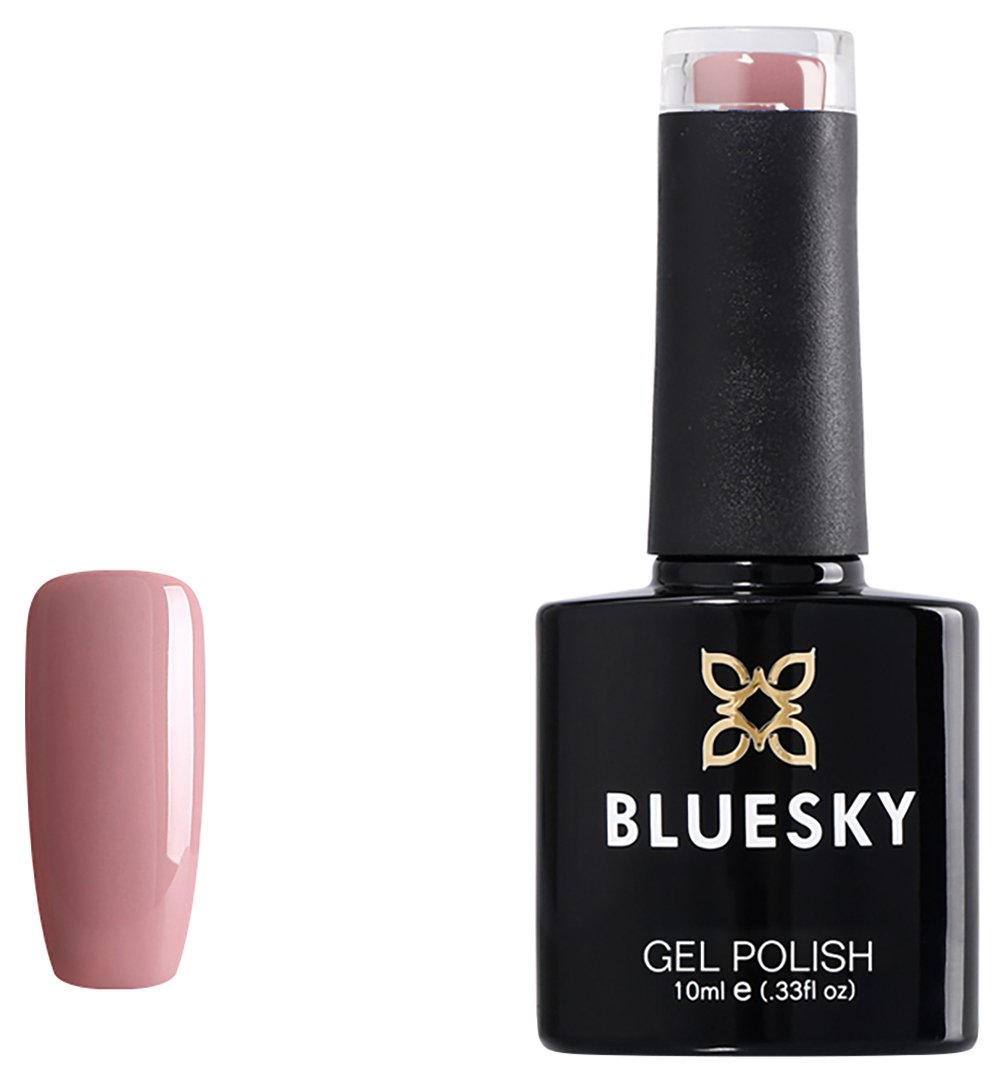 Bluesky Gel Nail Polish, Cashmere 63921, Warm Grey, UV/LED Soak-Off Gel Polish, 10ml BS-63921